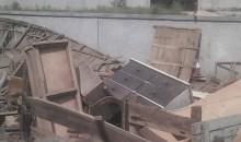 Opération de déguerpissement à Angré-versant/Plusieurs commerces démolis