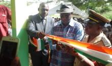 Rapprochement entre cadres et populations : Le Maire Sylla Soualiho offre un hall villageois à Niamoué #Tiassalé