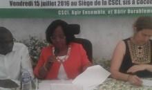 Réforme constitutionnelle/La CSCI s'oppose à une 3e République