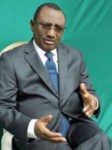 Le Haut représentant du chef de l'Etat, Sidya Touré travaille dans l'ombre.Ph.Dr