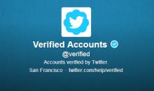 Twitter facilite la vérification des comptes de ses abonnées