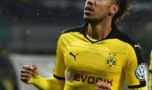 Mercato/ Chelsea et Manchester City convoitent Pierre-Emerick Aubameyang