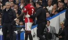 Eric Bailly «gravement blessé» lors de la rencontre MU-Chelsea pourrait manquer la CAN 2017 avec les Eléphants