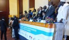 """Yamoussoukro/Symposium sur la CMU: Kablan Duncan : """"Le gouvernement s'intéresse à la protection sociale des populations"""""""