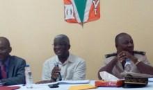 Bouaké / 4e session du conseil municipal : Djibo Nicolas annonce les chantiers pour l'année 2017