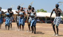 Festival des danses traditionnelles du Bounkani : Le Yaka-Yaka de Camarasso remporte les 25 millions Fcfa de prix #Bouna