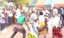 Elections législatives : Chantal Fanny accueillie en héros à Thron-Touba #Kaniasso