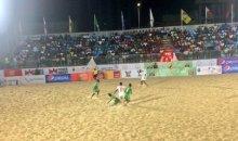 CAN Beach soccer : le Sénégal et la Côte d'Ivoire en demi-finales