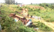 Côte d'Ivoire : un car achève sa course dans un ravin et fait de nombreux morts