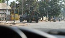 Mutinerie à Bouaké : Les militaires prennent des gendarmes en otage