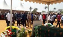 Inhumation de Marie-Louise Asseu : douloureuse fut la séparation