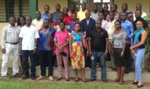Santé reproductive : L'UNFPA  renforce les capacités des acteurs de la santé #Daloa