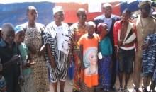 Man /Après le drame de Lamapleu :Mariétou Koné apporte sa compassion aux populations