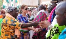 Développement participatif : Mme le Maire Laure Baflan Donwahi mobilise les fils et filles de Mayo #Soubré