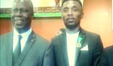 Distinction : Le ministre ivoirien Bandama de la culture, élève Serge Beynaud  au rang de Chevalier de l'Ordre du Mérite