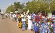 Commémoration de la journée internationale de la femme : Les femmes appelées à se mobiliser pour leur autonomisation économique #Guiglo