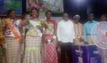 Bouaké/Présélection Régionale du concours Awoulaba 2017 :Anoh Adjo Jocelyne couronnée Reine Awoulaba