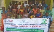 Promotion des Droits de l'Homme : La clinique juridique entend défendre et protéger les défenseurs des droits humains #Korhogo