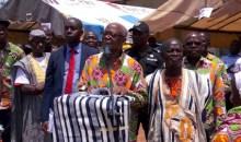 Journées d'hommages au président Ouattara : 2 milliards FCFA annoncés pour la réhabilitation du lycée professionnel de Man