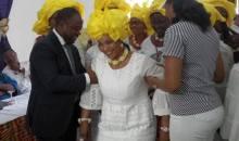 Côte d'Ivoire/Développement du Bounkani : La présidente de l'UNODB investie