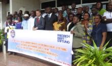 Promotion du droit du travail : 60 délégués du personnel et leaders syndicaux à l'école #Bouaké