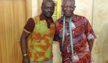 Côte d'Ivoire/8 è Jeux de la Francophonie à Abidjan: Le ministre Beugré Mambé copte Pathé 'O pour la  tenue vestimentaire des invités VIP