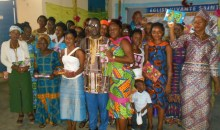 Fête des mères : l'Eglise vivante de St Pierre honore ses mamans #Célébration