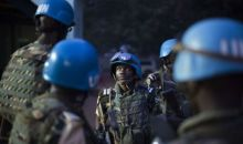 Un casque bleu marocain tué en Centrafrique