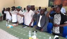 RDR/Avant le Congrès : Djibo Yssouf Nicolas invite à une forte mobilisation autour d'Alassane Ouattara #Tchôlôgô