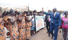 Autonomisation des femmes : le Premier-ministre Amadou Gon Coulibaly  soulage les membres de l'association Moyé de N'Gbèkro #Yamoussoukro