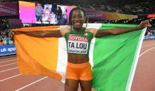 Sports/Mondiaux d'athlétisme : Marie Josée Ta Lou fait honneur à la Côte d'Ivoire avec une médaille d'argent #Londres2017