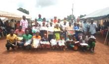 Côte d'Ivoire/Journée de l'excellence à Kimbirila Sud : la diaspora aux côtés des meilleurs élèves # Distinction