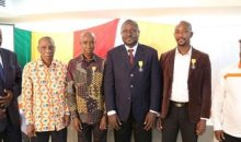 3 è Congrès : le Rdr honore ses militants du Mali # Distinction