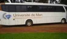 Côte d'Ivoire/Après plusieurs mois d'attente : L'Université de Man reçoit son premier bus #Education