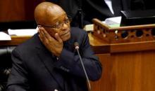 Afrique du Sud: la révolte gronde face à Jacob Zuma à l'Assemblée