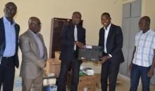 Renforcement de capacité opérationnelle : Projustice équipe le tribunal de Guiglo #USAID