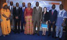 Lutte contre la pauvreté : le Ministre du Commerce soutient un projet d'autonomisation des femmes et des jeunes #Entreprenariatinclusif