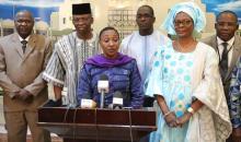 Lutte contre le cancer : les ministres de la Santé de l'Uemoa échangent  au Burkina Faso #RaymondeGoudouCoffie