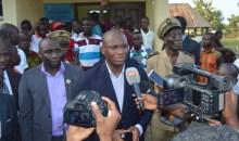 Conflit intercommunautaire/le ministre Sidi Touré aux jeunes de Guiglo : ''Ne soyez pas complices des actes de vandalisme''