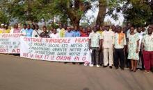Sensibilisation sur le civisme en milieu syndical : La centrale syndicale ''Humanisme'' en première ligne #RégionduPoro