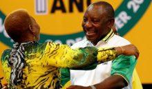 Afrique du Sud: Cyril Ramaphosa succède à  Jacob Zuma à l'ANC