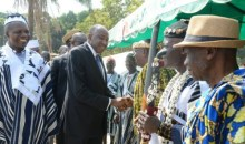 Côte d'Ivoire: attendu pour des routes, le ministre Amadou Gon annonce la construction un nouveau Chr et l'électrification de plusieurs villages de Man#Développement