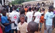 Côte d'Ivoire/Croix Rouge/CICR : des élèves de Man initiés aux premiers secours# Secourisme