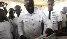 Présidentielle au Liberia: le pays dans l'attente des résultats du second