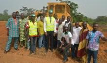 Côte d'Ivoire/Bloléquin : la mairie offre une gare routière aux  populations