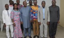 Vœux de nouvel an : le maire N'Dohi Raymond reçoit les vœux de l'UPL-CI  et annonce  une grande rencontre avec la presse ivoirienne