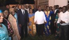 Côte d'Ivoire : la présidente du Rdr réunit le nouveau comité de direction à la Rue Lepic #HenrietteDagriDiabaté