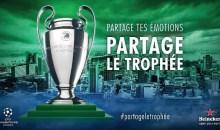 Côte d'Ivoire/Football : Heineken offre pour la première fois l'UEFA Champions League Trophy Tour aux fans ivoiriens #Trophée