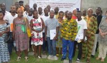 Côte d'Ivoire/Guiglo : des leaders d'opinion de zones formés par l'Ong Verbatims #Cohésionsociale
