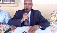 Mission d'information et de sensibilisation du Rdr : Coulibaly Tiémoko Yadé explique les enjeux de la mobilisation aux militants de Korhogo #RégionduPoro